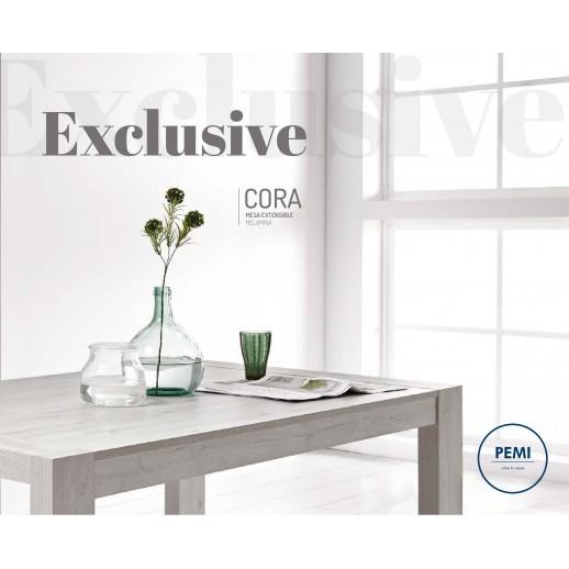MESA COMEDOR EXTENSIBLE EXCLUSIVE - CORA