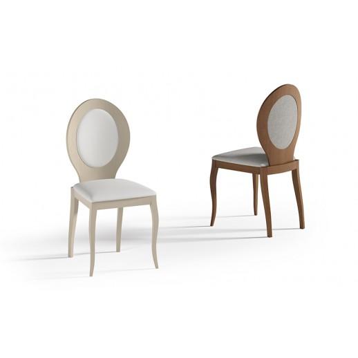 Silla de comedor modelo liceo for Modelos sillas comedor