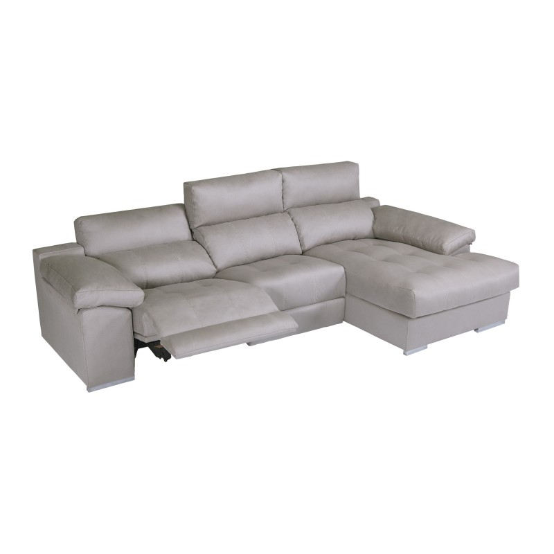 chaise longue relax motorizado asientos de viscoel stica. Black Bedroom Furniture Sets. Home Design Ideas